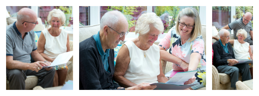 Clarity Care Consulting - Lynn Osborne Helping Elderly Couple find Care
