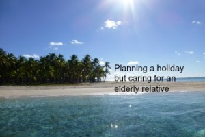 Planning a holiday