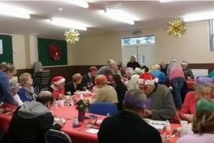 Carers on Christmas Day
