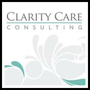 Clarity Care Consulting Square Logo with Border