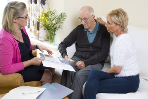 Finding Home Care for an elderly relative