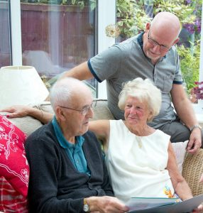 Clarity Care Consulting help find the right live-in care
