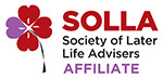 SOLLA - Society of Later Life Advisers Affiliate Logo