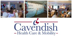 Cavendish Health and Mobility Celebrations Collage