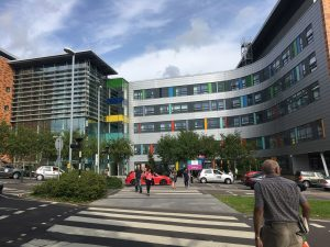 Queen Alexandra Hospital In Portsmouth