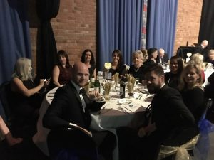 Attendees at the Hampshire Care Awards