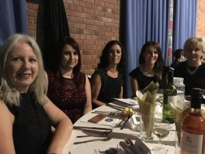 Crown Home Care at the Hampshire Care Awards 2