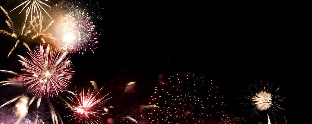 Fireworks display - taking carre of the elderly on Bonfire Night