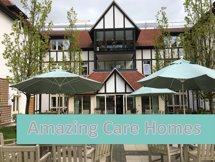 Amazing new residential care homes and nursing homes