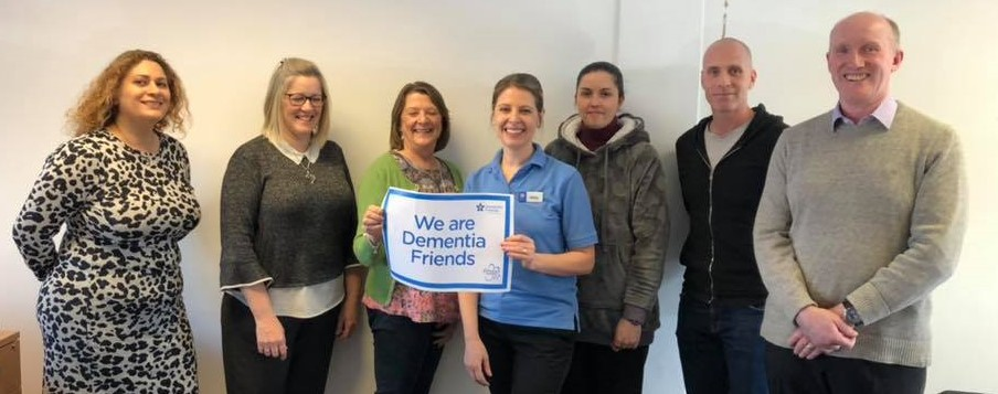 We Are Dementia Friends