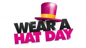 Wear A Hat Day Logo